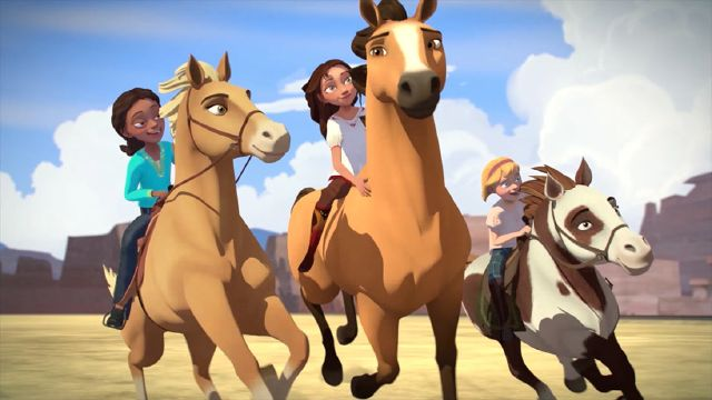 TRAILER Spirit Riding Free Takes The Dreamworks Franchise In A New Direction